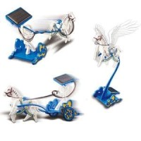 Jual NEW #IA025 - Solar Stallion 3 in 1 Horse Pegasus robot diy kuda Murah