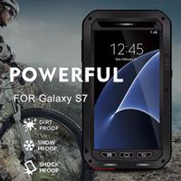 Jual Terlaris Love Mei Powerful Lunatik Case For Samsung S7 Murah