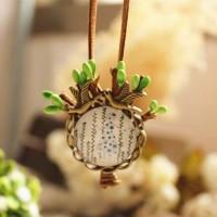 Jual Kalung gemstone kalung batu kalung unik Small Fresh Berries Murah