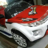 PMB Range Rover Style Road Racer SE Mainan Anak mobil aki pakai remote