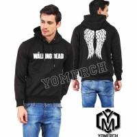 Jual Jaket Sweater Hoodie THE WALKING DEAD Keren Yomerch Murah