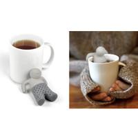 Jual Terlaris Mr. Tea Infuser / Saringan Teh Murah