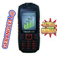 Hp Brandcode B329 Hp Gunung Outdoor Full Sinyal 5800mAh - Dual Sim
