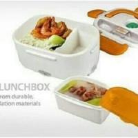 Jual Sale   Power Lunch Box Electric/Kotak Makan Penghangat Makanan Murah