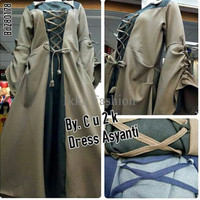 Gamis Dress CU2K Collection T101717
