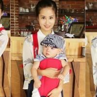 Jual Multifuctional Baby Sling Backpack Tas Gendong Gendongan Bayi 4 in 1 Murah