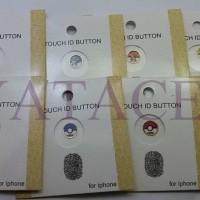 Jual PROMO Home Button Pokemon Iphone Ipad Ipod - Touch ID Tombol Stiker-  Murah
