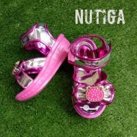 Indar Sepatu Sandal Wedges Anak Perempuan Cantik