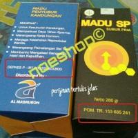 PROMO Paket Herbal Madu Penyubur Kandungan / Wanita dan Subur Pria