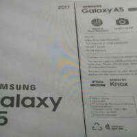 Dus / Book / Box / Kotak Hp Samsung Galaxy A5 2017