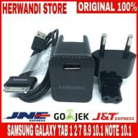 harga Charger Samsung Galaxy Tab 1/2/7/8.9/10.1 Note 10.1 Original 100% Tokopedia.com