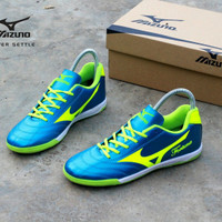 sepatu futsal terbaru - Mizuno Fortuna kualitas super bukan kw kw an