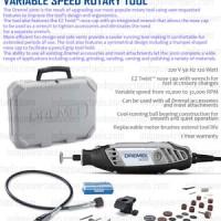 Variable Speed Rotary Tool DREMEL 3000-2/30 Promo