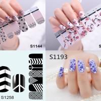 Nail art sticker / Nail sticker / nail sticker motif / sticker kuku