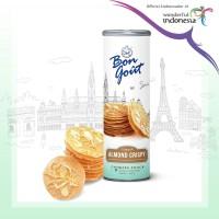 Jual Almond Crispy Bon Gout (PROMO BELI 3 LEBIH MURAH) Murah