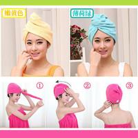 Jual Terlaris Magic Towel Microfiber / Handuk Pengering Rambut Murah