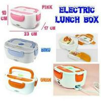 Jual Paling Laris Power lunch box electric/kotak makan penghangat makanan e Murah
