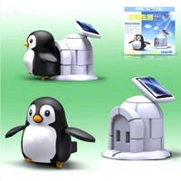 Jual Terlaris #IA030 - Solar Robot Kit Penguin / Solar Robot Kehidupan Peng Murah
