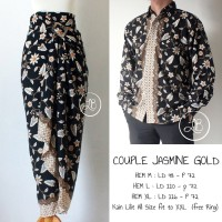 COUPLE SET JASMINE GOLD