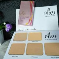 Pixy Ultimate Makeup Cake Bedak Padat