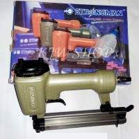 Air Nailer Gun / Staples Tembak Angin merk StrongMan