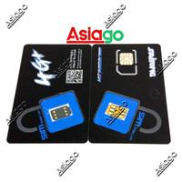 RSIM / R-SIM SAITONG 4G+ UNLOCK IPHONE 5G /5S /5C /6/ 6+/7/7+ (IOS 11)
