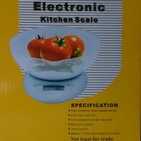Timbangan Dapur Mangkuk - Digital Kitchen Scale With Cup WH-B05