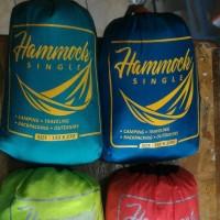 Jual Hammock Kotak single - webbing Limited Murah