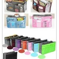 Jual PROMO Korea Dual Bag - Tas Organizer / Bag in bag / Tas - organizer Murah