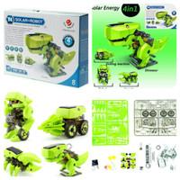 Jual MAINAN SOLAR CELL KIT DINO 4in1 / 4 in 1 mainan edukasi robot Murah