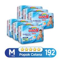 Goo.N Excellent Soft Premium Pants Jumbo M isi 32 (Karton)