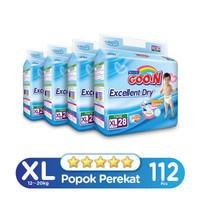 Goo.N Excellent Dry Premium Tape Jumbo XL isi 28 (Karton)