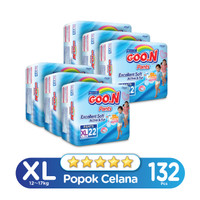 Goo.N Excellent Soft Premium Pants Jumbo XL isi 22 (Karton)