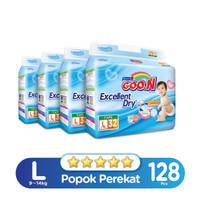 Goo.N Excellent Dry Premium Tape Jumbo L isi 32 (Karton)