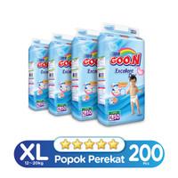 Goo.N Excellent Dry Premium Tape Super Jumbo XL isi 50 (Karton)