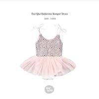 Jual Hey Baby Feel Like Ballerina Romper Dress Murah