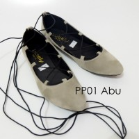 Jual |TERLARIS DAN BERGARANSI |new ready     pp01 tali flatshoes balerina Murah