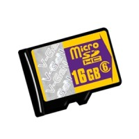 MicroSD V-GeN 16GB Class 6 48MB/S (MicroSD VGEN Memory HP)