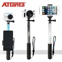 Jual Attanta  Mini Monopod Smp-07 For-GoPro-DSLR-Smartphone- Murah