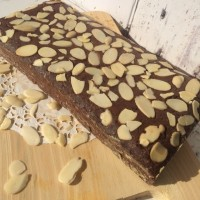 Jual Jual Oleh Oleh Bandung Brownies Panggang Almond Murah