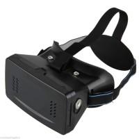 Jual PROMO MURAH Ritech Riem 2 Virtual Reality Google Cardboard Plastic VR Murah