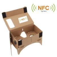Jual PROMO MURAH Google Cardboard VR NFC - Reality 3D Glasses Murah