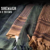 Shemagh army import / Syal / Sorban bahan 100% catton