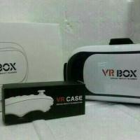 Jual PROMO TERMURAH HARI INI !! VR / Virtual Reality Box V.2.0 + Remote Murah