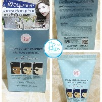 Jual [BIRU / MILKY] SPLASH ESSENCE with HEOT GAR NA MU CATHY DOLL Murah