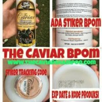 Jual Shampoo Caviar ( versi original, tutup btl spt foto ) Murah