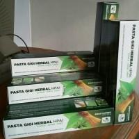 Jual Pasta Gigi Herbal HPAI Halal ( Siwak, Sirih, Mint dan Pinang ) Murah