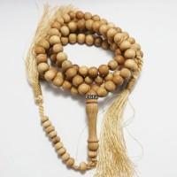 Jual PROMO TASBIH KAYU CENDANA 100, JAMINAN ORIGINAL ASLI, GARANSI!!! Murah