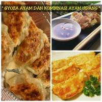 Jual Gyoza Udang Ayam non MSG - SEHAT - HALAL Murah