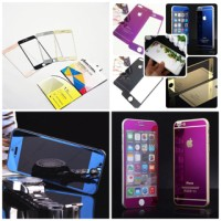 Jual TEMPERED GLASS NORTON WARNA / COLOUR IPHONE 4/4s/4G/5/5s/5G/6/6s/6G Murah